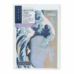 Cartes de voeux La Grande Vague de Kanagawa